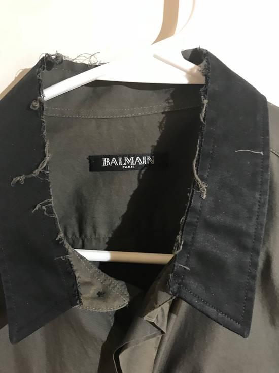 Balmain Military Shirt Size US S / EU 44-46 / 1 - 6