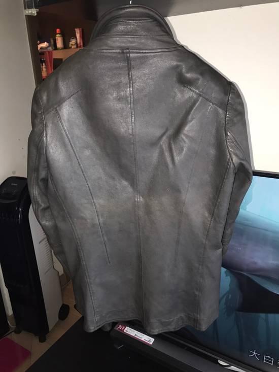 Julius Julius SS12 Runway Leather Jacket Size US M / EU 48-50 / 2 - 9