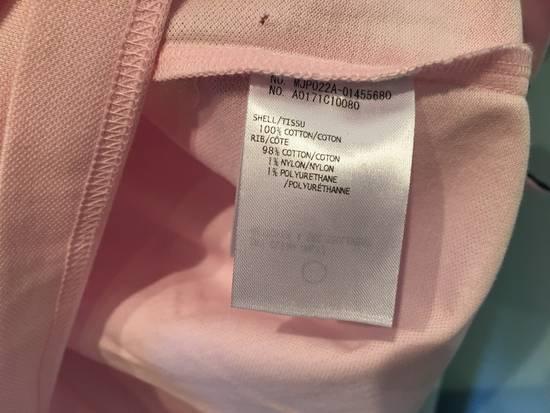 Thom Browne Striped Trim Polo Shirt in Light Pink Size US L / EU 52-54 / 3 - 5