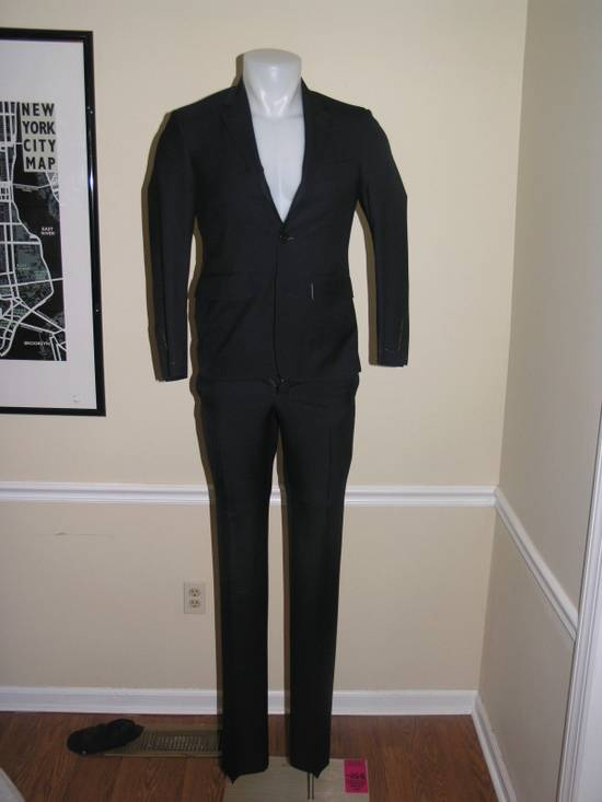 Thom Browne Suit BB 00 34 S 28 W NWT $1375 Size 34S