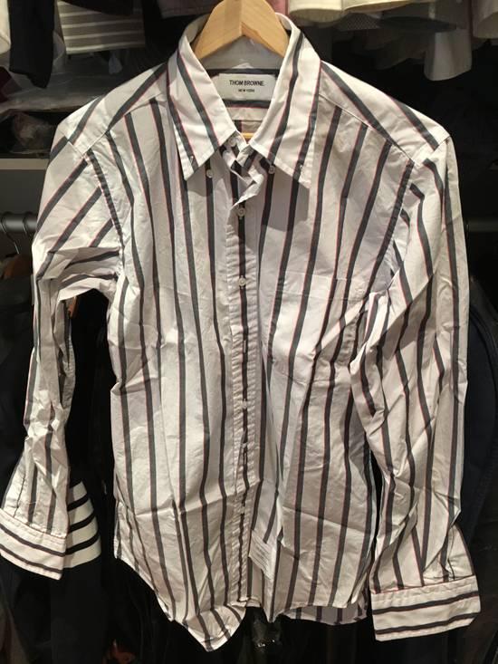 Thom Browne Long sleeve stripped shirt Size US M / EU 48-50 / 2