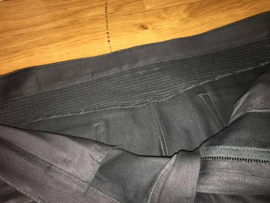 Balmain Balmain Paris Black Coated Jeans Size US 38 / EU 54 - 2