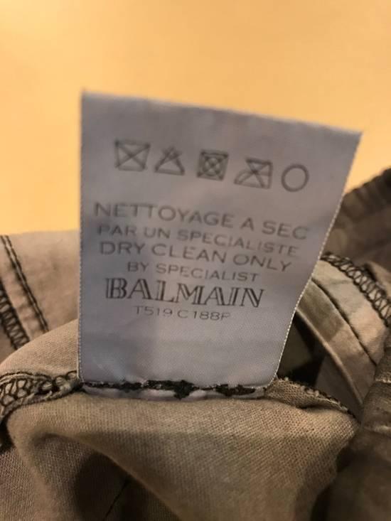 Balmain Balmain Leather Sweatpants / Leggings / Pants Size US 30 / EU 46 - 4