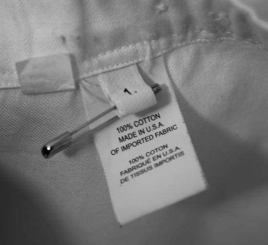 Thom Browne White Button Up Size US S / EU 44-46 / 1 - 3