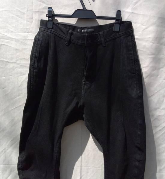 Julius Black Knit Denim Jeans f/w12 Size US 30 / EU 46 - 1