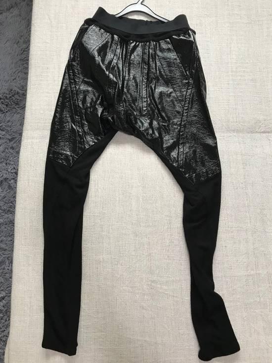 Julius AW14 low crotch shiny pants Size US 32 / EU 48 - 1