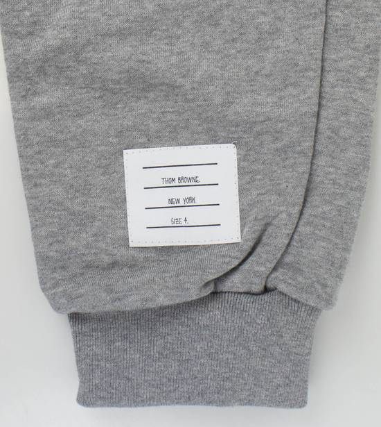 Thom Browne New Thom Browne Gray Cotton Sweat Pants Size US 36 / EU 52 - 7