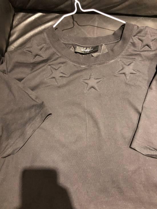 Givenchy Givenchy Black star T-Shirt Size US L / EU 52-54 / 3 - 2
