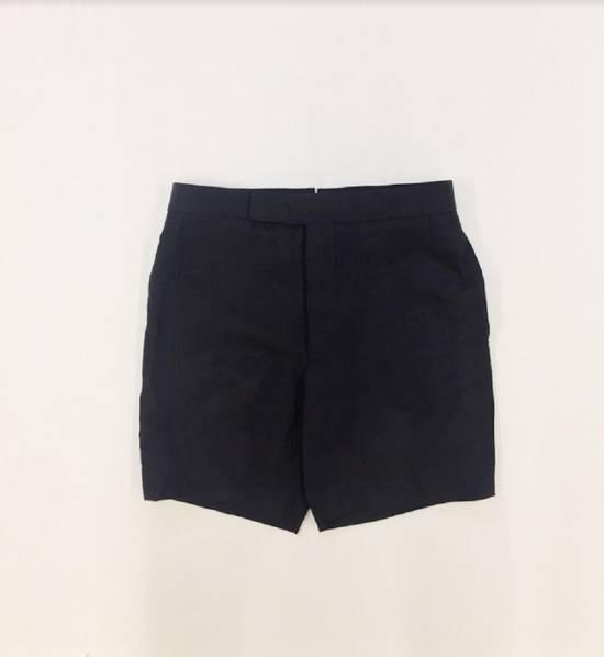 Thom Browne Thom Browne Men's Wool Suit Shorts Size US 36 / EU 52
