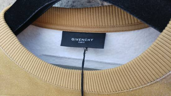 Givenchy $990 Givenchy Basketball Print Rottweiler Shark Oversized Sweater size XS (L/XL) Size US L / EU 52-54 / 3 - 10