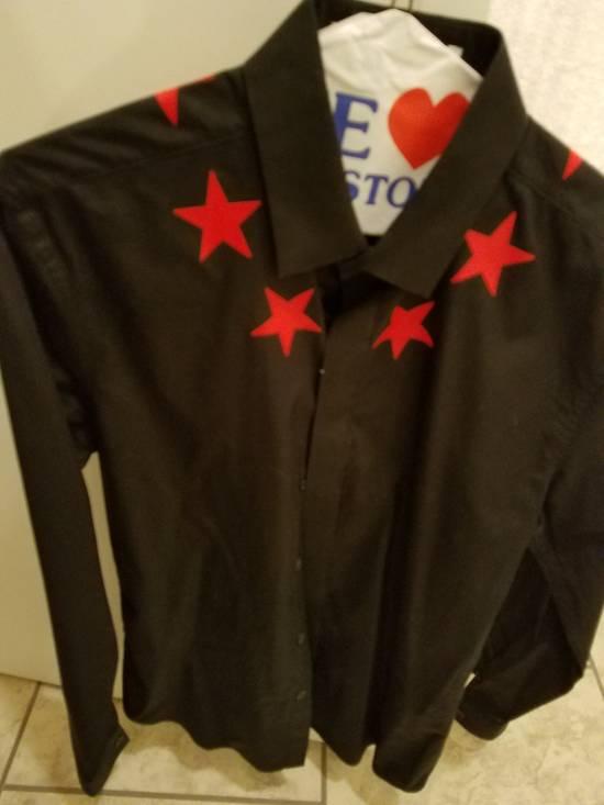 Givenchy Givenchy Stars Shirt Size US M / EU 48-50 / 2 - 7