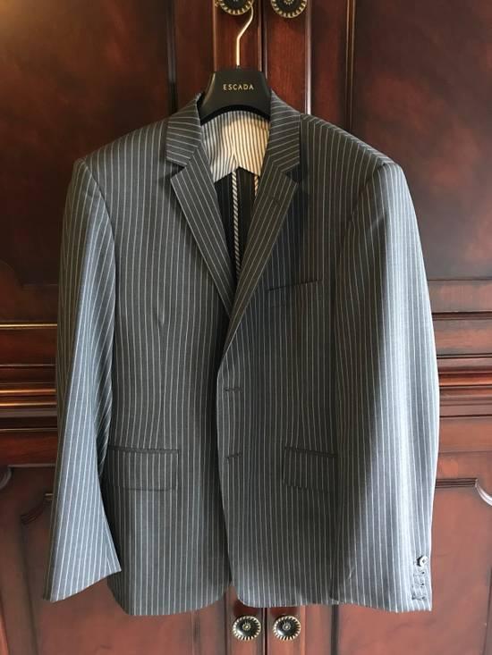 Thom Browne Thom Browne Pinstripe Blazer SIZE 2 Summer Weight Size 38R