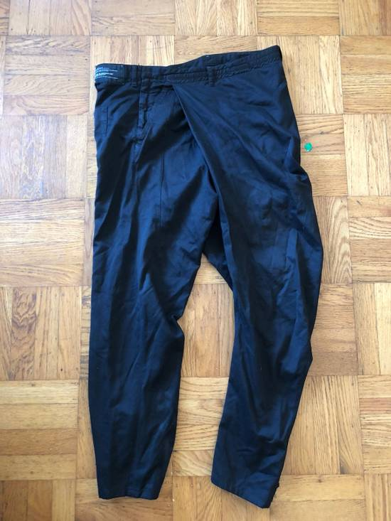 Julius SS14 Assymetrical Twisted Trousers Size US 32 / EU 48