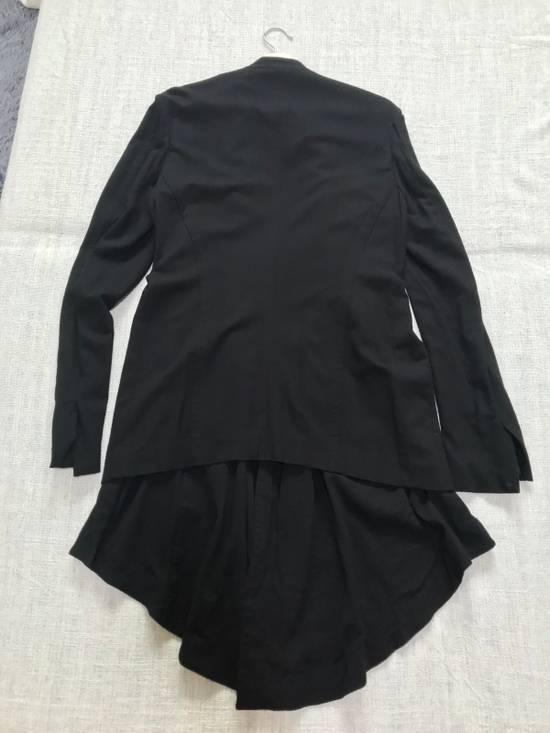 Julius SS12 layered front panel coat Size US M / EU 48-50 / 2 - 16
