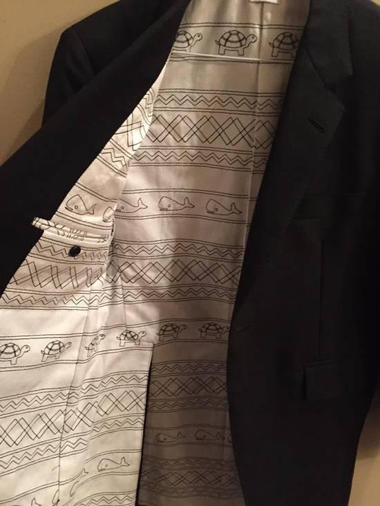 Thom Browne whale turtle line black coat Size US S / EU 44-46 / 1 - 5