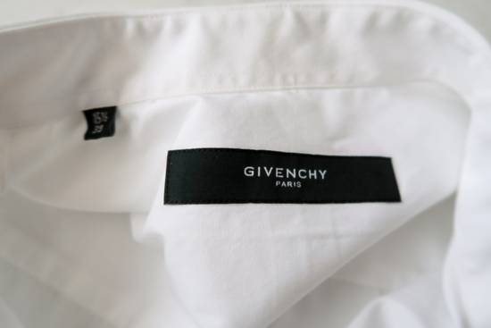 Givenchy Givenchy Stars & Stripes Embroidered Mens Dress shirt Size US L / EU 52-54 / 3 - 1