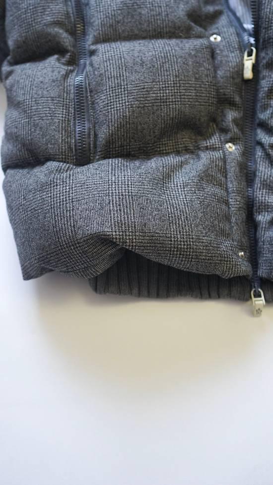 Thom Browne RARE COLLECTOR'S ITEM Gamma Bleu By Thom Browne Wool Glen Plaid Down Jacket Size US L / EU 52-54 / 3 - 5