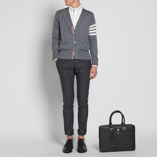 Thom Browne Merino Wool 4 Bar Cardigan Size US L / EU 52-54 / 3 - 10