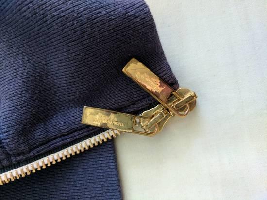Thom Browne Navy Zip Hoodie Size US XS / EU 42 / 0 - 4