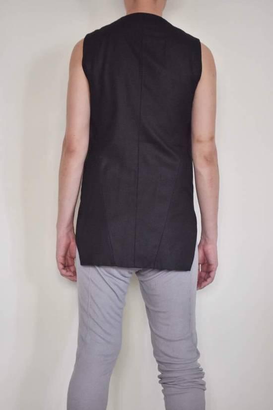 Julius AW14 structured wool vest Size US S / EU 44-46 / 1 - 6
