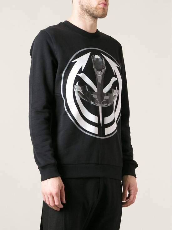 Givenchy Givenchy Tribal Occult Target Print Rottweiler Shark Stars Men's Sweater size XL Size US XL / EU 56 / 4 - 2