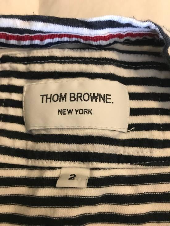 Thom Browne Thom Browne T-shirts Striped Heavy Cotton SIZE 2 Size US M / EU 48-50 / 2 - 3