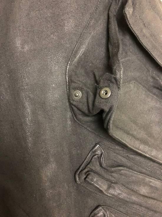 "Julius 2015 ""Prism"" Waxed Cargo Pants NEW Size US 36 / EU 52 - 2"