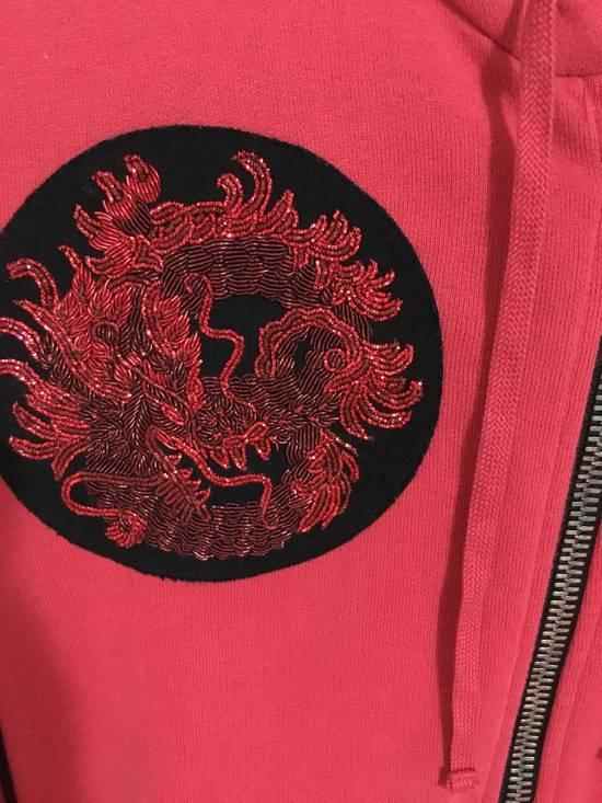 Balmain red crest hoodie Size US S / EU 44-46 / 1 - 1