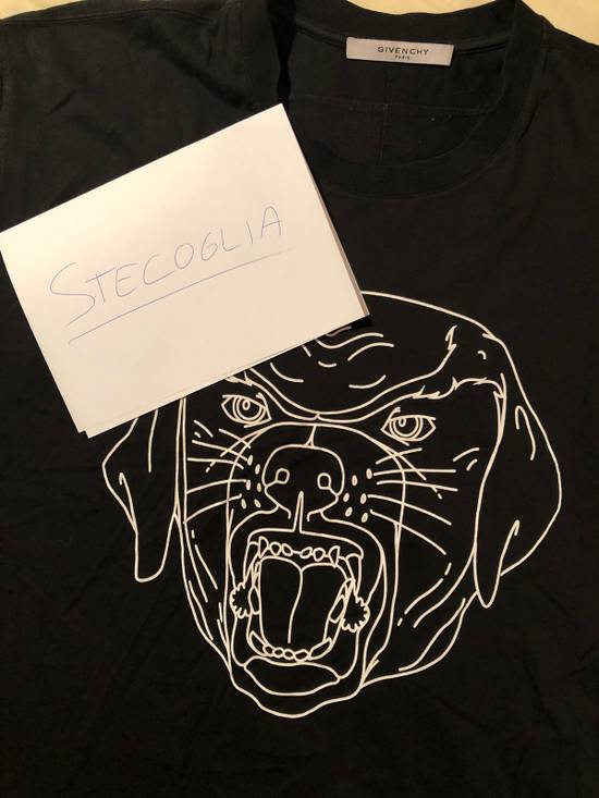 Givenchy stenciled rottweiler tee Size US XL / EU 56 / 4
