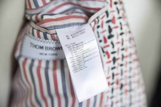 Thom Browne SS15 Anatomical varsity jacket Size US S / EU 44-46 / 1 - 9