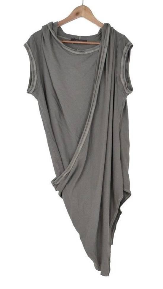 Julius Hooded Asymmetric Tank T-shirt Size US M / EU 48-50 / 2
