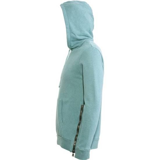 Balmain Turquoise Hoodie Size US XS / EU 42 / 0 - 1