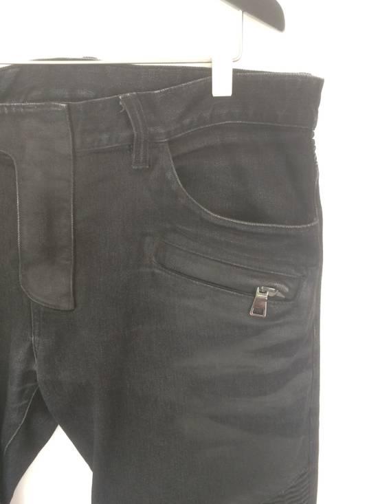 Balmain Balmain biker jeans Size US 34 / EU 50 - 1