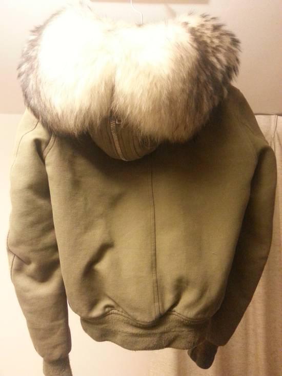 Balmain Raccoon Fur Parka Size US S / EU 44-46 / 1 - 8