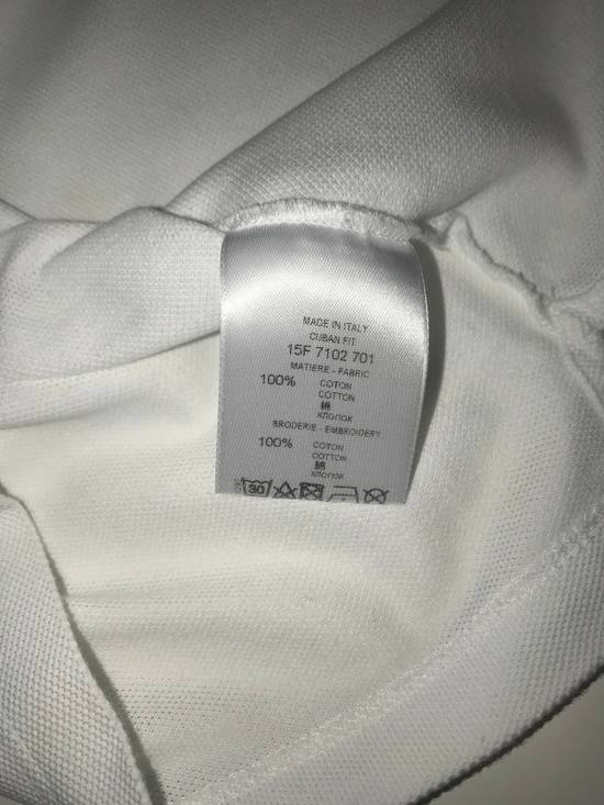 Givenchy Givenchy White Polo With Embroidered Stars Size US XL / EU 56 / 4 - 3