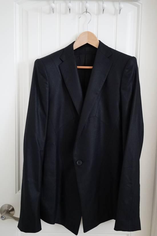 Julius BNWT Wool Paneled Blazer Size 36R - 2