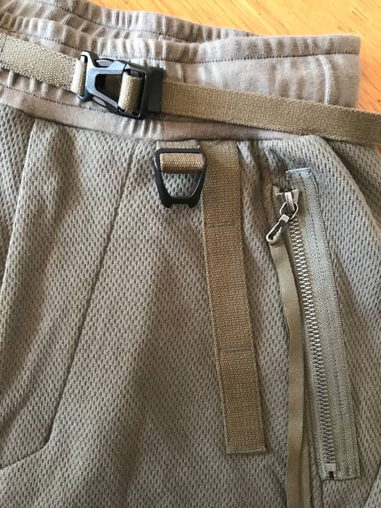 Julius BRAND NEW APCLPS MILITARY GREEN SHORTS Size US 29 - 2