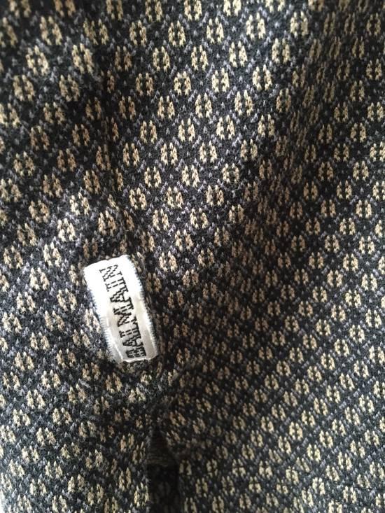Balmain CBW Embroidery Polo Size US M / EU 48-50 / 2 - 4