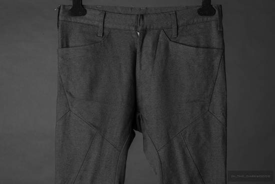 Julius Black Paneled Skinny pants Size US 28 / EU 44 - 1