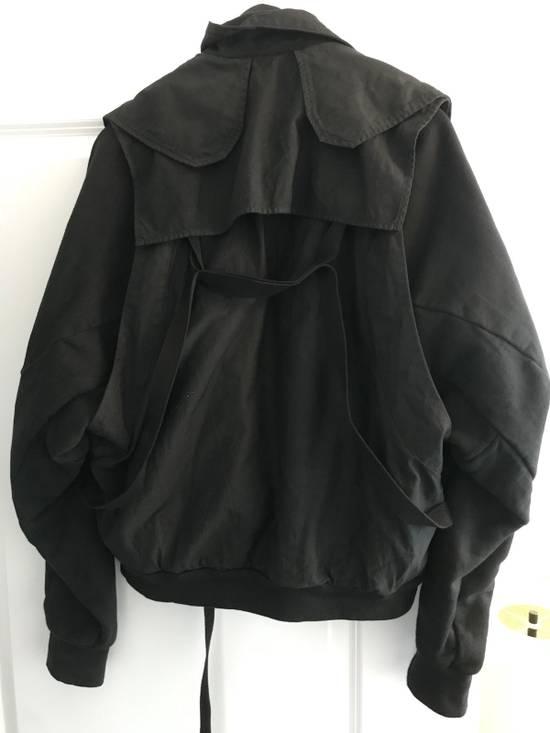 Julius Black Utility Bomber Jacket Size US M / EU 48-50 / 2 - 1