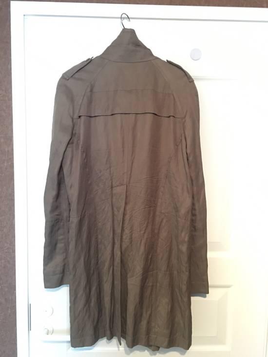 Julius AW07 Khaki light coat Size US M / EU 48-50 / 2 - 2