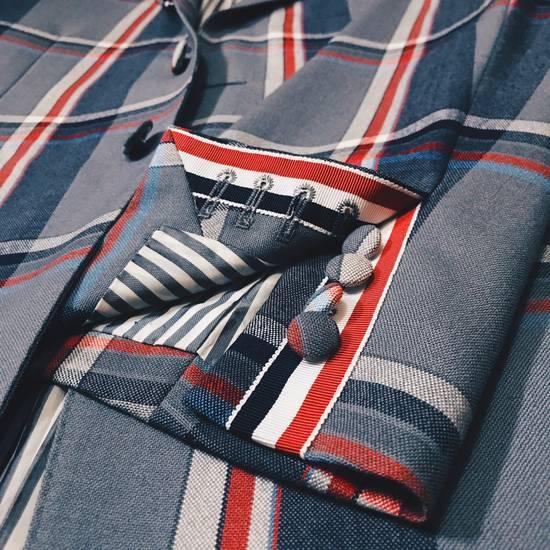 Thom Browne THOM BROWNE Plaid suit Jacket Size 42S - 2