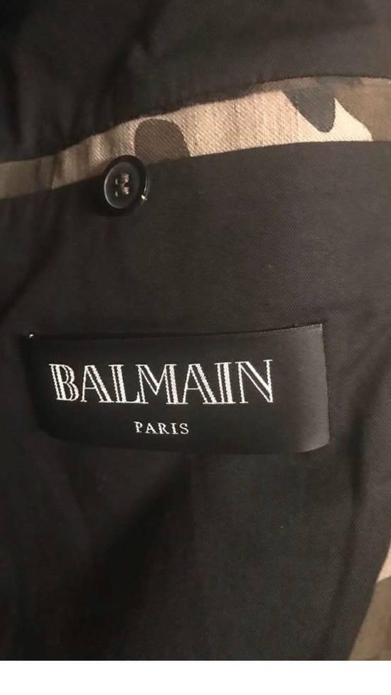 Balmain Raccoon Fur Hooded Jacket Size US M / EU 48-50 / 2 - 1
