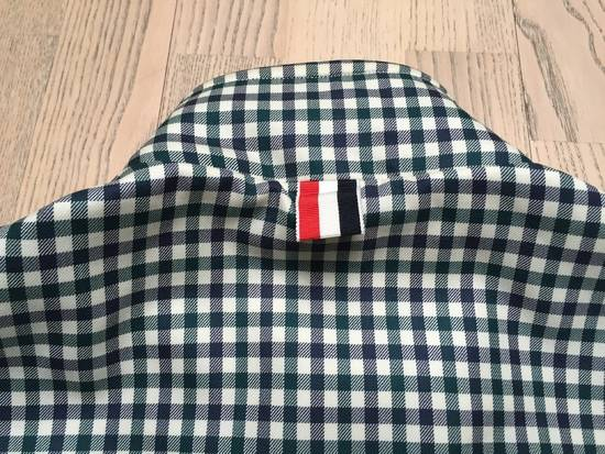 Thom Browne Gingham check wool/cashmere Harrington Jacket Size US S / EU 44-46 / 1 - 9