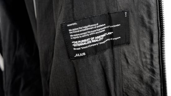 Julius FW07 Moto Leather Size 3 Size US M / EU 48-50 / 2 - 7