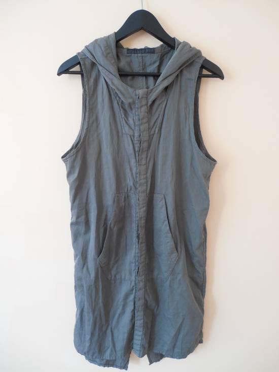 Julius Long hooded vest Size US S / EU 44-46 / 1