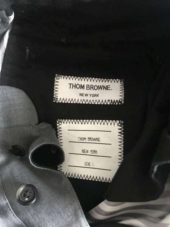 Thom Browne Classic Thom Browne Grey Wool Shorts Size US 29 - 2