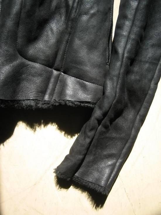 Julius High Neck Shearling Jacket Size US S / EU 44-46 / 1 - 6