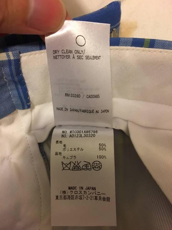 Thom Browne Ss13 Check Pants Size US 28 / EU 44 - 5