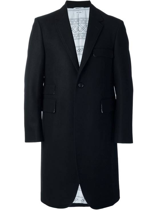 Thom Browne whale turtle line black coat Size US S / EU 44-46 / 1 - 9